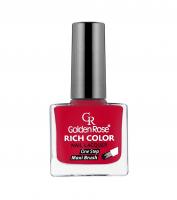 Golden Rose - RICH COLOR - Nail Lacquer - Długotrwały lakier do paznokci - 21 - 21