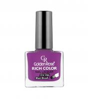 Golden Rose - RICH COLOR - Nail Lacquer - Długotrwały lakier do paznokci - 26 - 26
