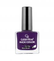 Golden Rose - RICH COLOR - Nail Lacquer - Długotrwały lakier do paznokci - 27 - 27