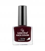 Golden Rose - RICH COLOR - Nail Lacquer - Długotrwały lakier do paznokci - 30 - 30