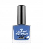 Golden Rose - RICH COLOR - Nail Lacquer - Długotrwały lakier do paznokci - 49 - 49