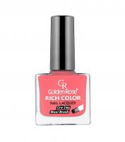 Golden Rose - RICH COLOR - Nail Lacquer - Długotrwały lakier do paznokci - 50 - 50