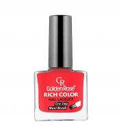 Golden Rose - RICH COLOR - Nail Lacquer - Długotrwały lakier do paznokci - 61 - 61