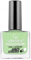 Golden Rose - RICH COLOR - Nail Lacquer - Długotrwały lakier do paznokci