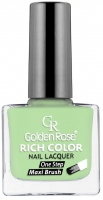 Golden Rose - RICH COLOR - Nail Lacquer