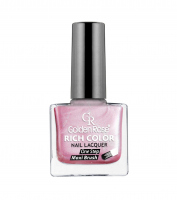 Golden Rose - RICH COLOR - Nail Lacquer - Długotrwały lakier do paznokci - 04 - 04