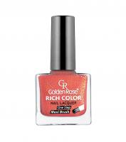 Golden Rose - RICH COLOR - Nail Lacquer - Długotrwały lakier do paznokci - 06 - 06