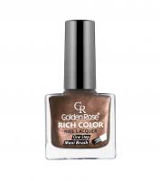 Golden Rose - RICH COLOR - Nail Lacquer - Długotrwały lakier do paznokci - 33 - 33