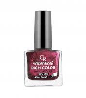 Golden Rose - RICH COLOR - Nail Lacquer - Długotrwały lakier do paznokci - 34 - 34