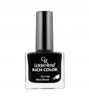 Golden Rose - RICH COLOR - Nail Lacquer - Długotrwały lakier do paznokci - 35 - 35