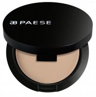 PAESE - Matte powder semitransparent - Puder matujący półtransparentny