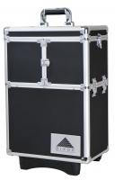 Bikor - Kufer kosmetyczny na rolkach - ŚREDNI