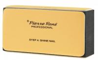 Pierre René - Czterostopniowy pilnik do paznokci