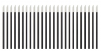 KRYOLAN - Disposable Lip Gloss Applicator - 25 pcs - ART. 4226