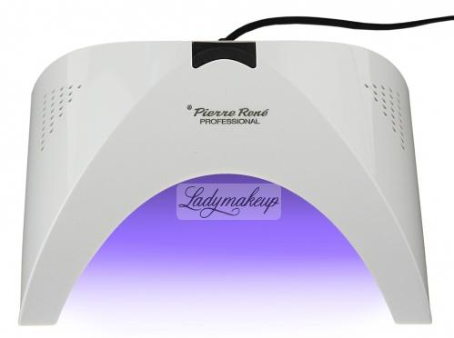 Pierre René - HIGH-PERFORMANCE LED GEL LIGHT - Lampa LED do lakierów hybrydowych