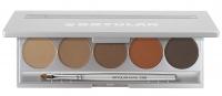 KRYOLAN - Eyebrow powder - Set of 5 powders - ART. 5355
