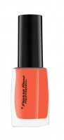 Pierre René - Nail Polish - 311 - WARM ORANGE - 311 - WARM ORANGE