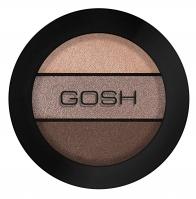 GOSH - EYELIGHT TRIO - Zestaw 3 cieni do powiek