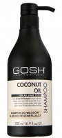 GOSH - COCONUT OIL SHAMPOO - Deeply regenerating shampoo - 500 ml