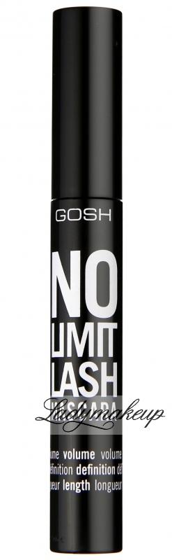 gosh boombastic xxl volume mascara отзывы