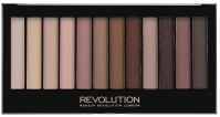 MAKEUP REVOLUTION - Redemption Palette ESSENTIAL MATTES 2 - Paleta 12 cieni do powiek