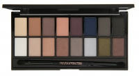 MAKEUP REVOLUTION - ICONIC PRO 2 PALETTE - 16 Eyeshadows