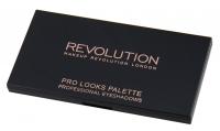 MAKEUP REVOLUTION - EAT SLEEP MAKEUP REPEAT PRO LOOKS - Paleta 15 cieni do powiek