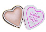 I ♡ Makeup - Goddess of Love Triple Baked HIGHLIGHTER - Rozświetlacz - GODDESS OF LOVE - GODDESS OF LOVE