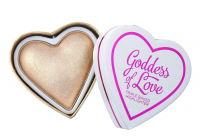 I ♡ Makeup - Goddess of Love Triple Baked HIGHLIGHTER - Rozświetlacz - GOLDEN GODDESS - GOLDEN GODDESS