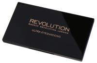 MAKEUP REVOLUTION - FLAWLESS MATTE ULTRA EYESHADOWS - Paleta 32 cieni do powiek