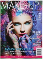 Magazyn Make-Up Trendy - IDEALNE BRWI - No1/2015
