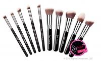 Sigma - SIGMAX® Essential Kit 10 Brushes - Zestaw 10 pędzli do makijażu