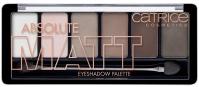 Catrice - Absolute MATT Eyeshadow Palette - Paleta matowych cieni do powiek - 79116