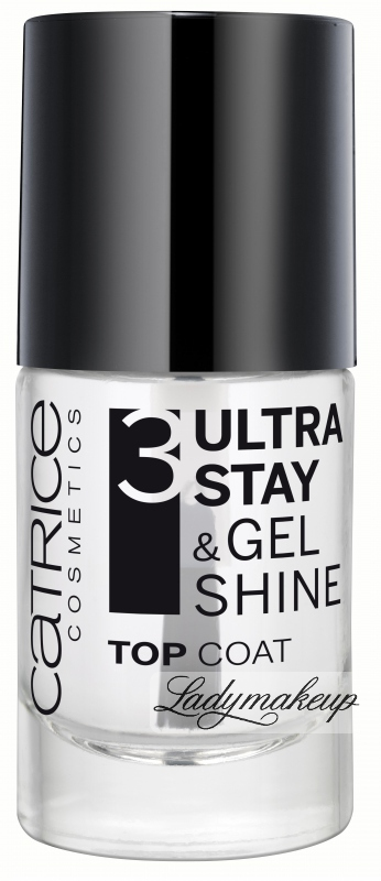 Catrice - 3 Ultra Stay & Gel Shine