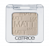 Catrice - Absolute Eye Colour - Cień do powiek - 870 - ON THE TAUPE OF THE MATT EVEREST - 870 - ON THE TAUPE OF THE MATT EVEREST