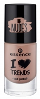 Essence - I love trends nail polish - THE NUDES - Lakier do paznokci