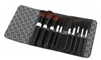 Lily Lolo - 10 Piece Luxury Brush Set - Zestaw 10 pędzli w etui