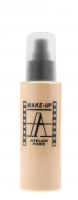 Make-Up Atelier Paris - Fluid Wodoodporny 100 ml - FLMW3Y - FLMW3Y