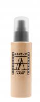 Make-Up Atelier Paris - Fluid Wodoodporny 100 ml - FLMW4Y - FLMW4Y