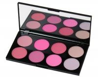 MAKEUP REVOLUTION - Ultra Blush Palette - ALL ABOUT PINK