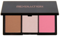 MAKEUP REVOLUTION - Iconic - BLUSH BRONZE & BRIGHTEN