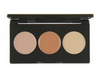 Sleek - Corrector & concealer PALETTE + powder - 02-356 - 02-356