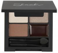 Sleek - i-Quad Eyeshadow & Eyeliner - MOROCCAN MYRRH - 333