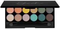 Sleek - Del mar - VOLUME II - Paleta cieni - 450