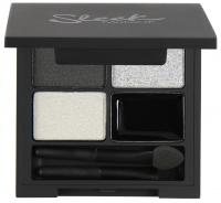 Sleek - i-Quad Eyeshadow & Eyeliner - Set of 3 shadows + eyeliner - MEDUSA'S KISS - 331