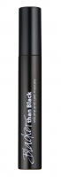 PAESE - Blacker than Black volume and care mascara