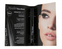 PAESE - Blacker than Black volume and care mascara - Pogrubiająco-wydłużający tusz do rzęs