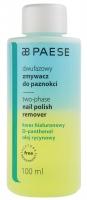PAESE - Two-phase nail polish remover - Dwufazowy zmywacz do paznokci