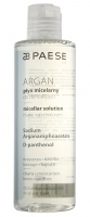 PAESE - ARGAN micellar solution make-up remover