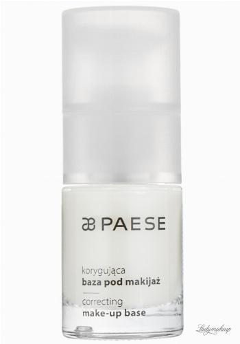 PAESE - Correcting make-up base - Korygująca baza pod makijaż - 15 ml